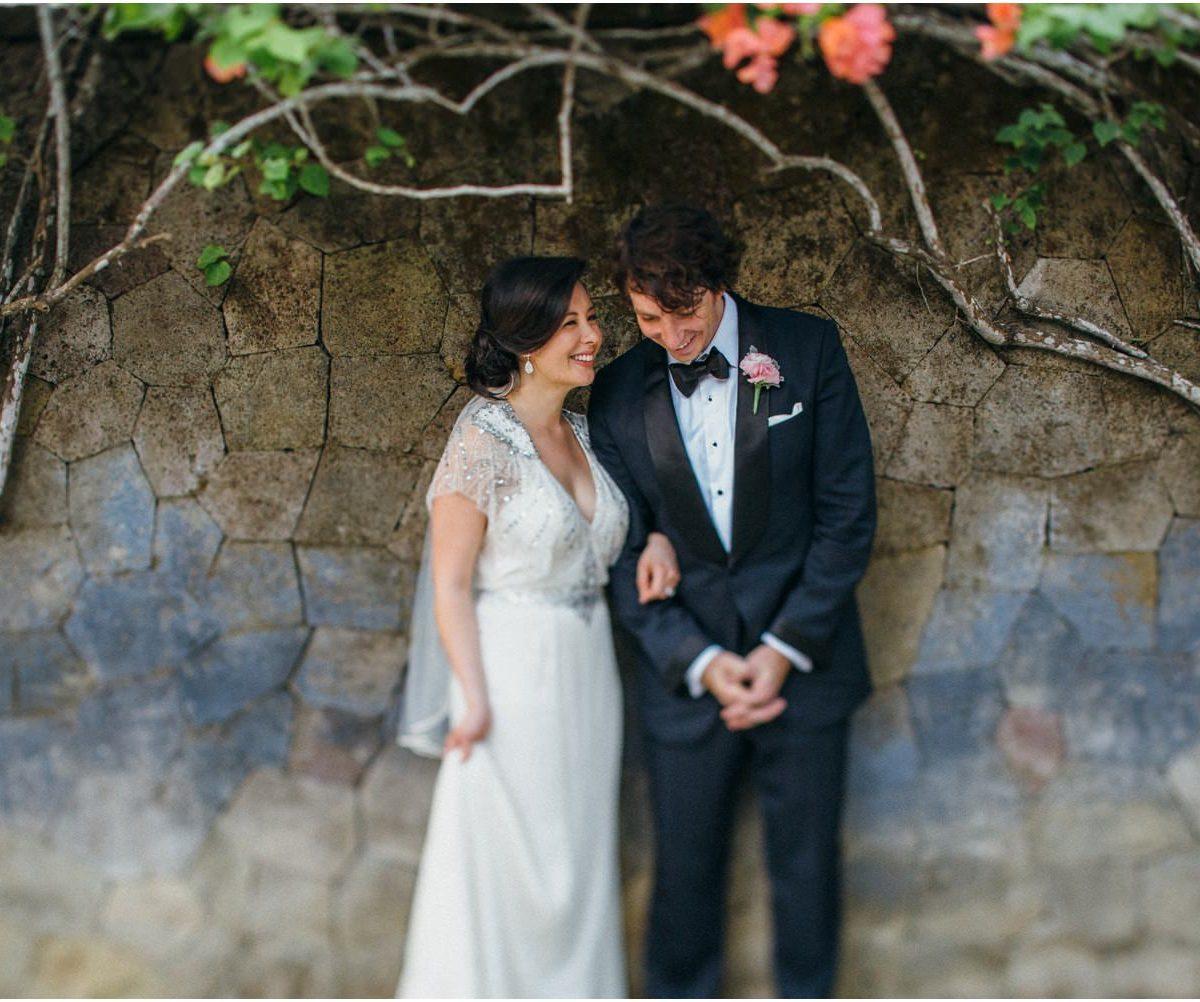 Amanusa Bali Destination Wedding  |  Georgie + Tim
