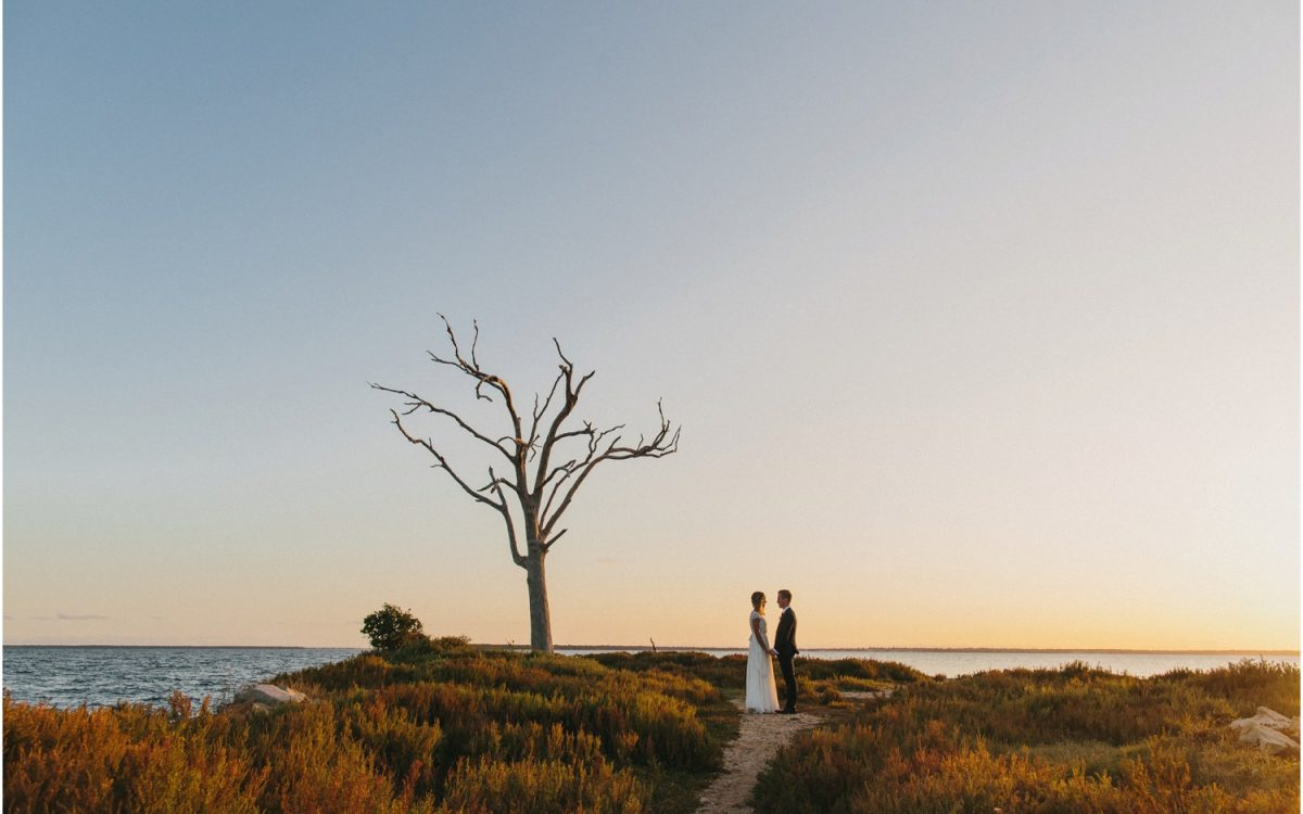 Metung Wedding Photographer | Sophie + Aaron