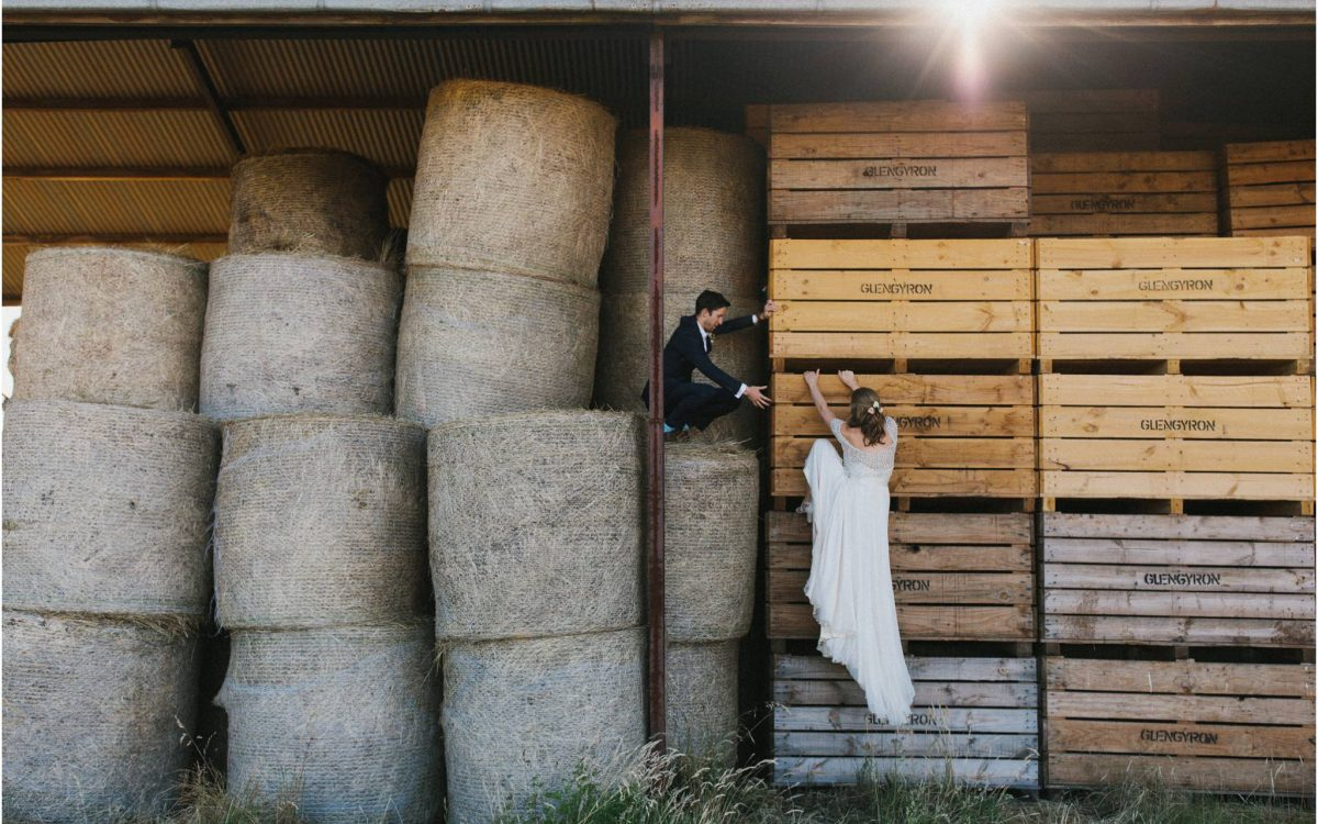 Aghadoe Estate Wedding     Sarah + Lachlan