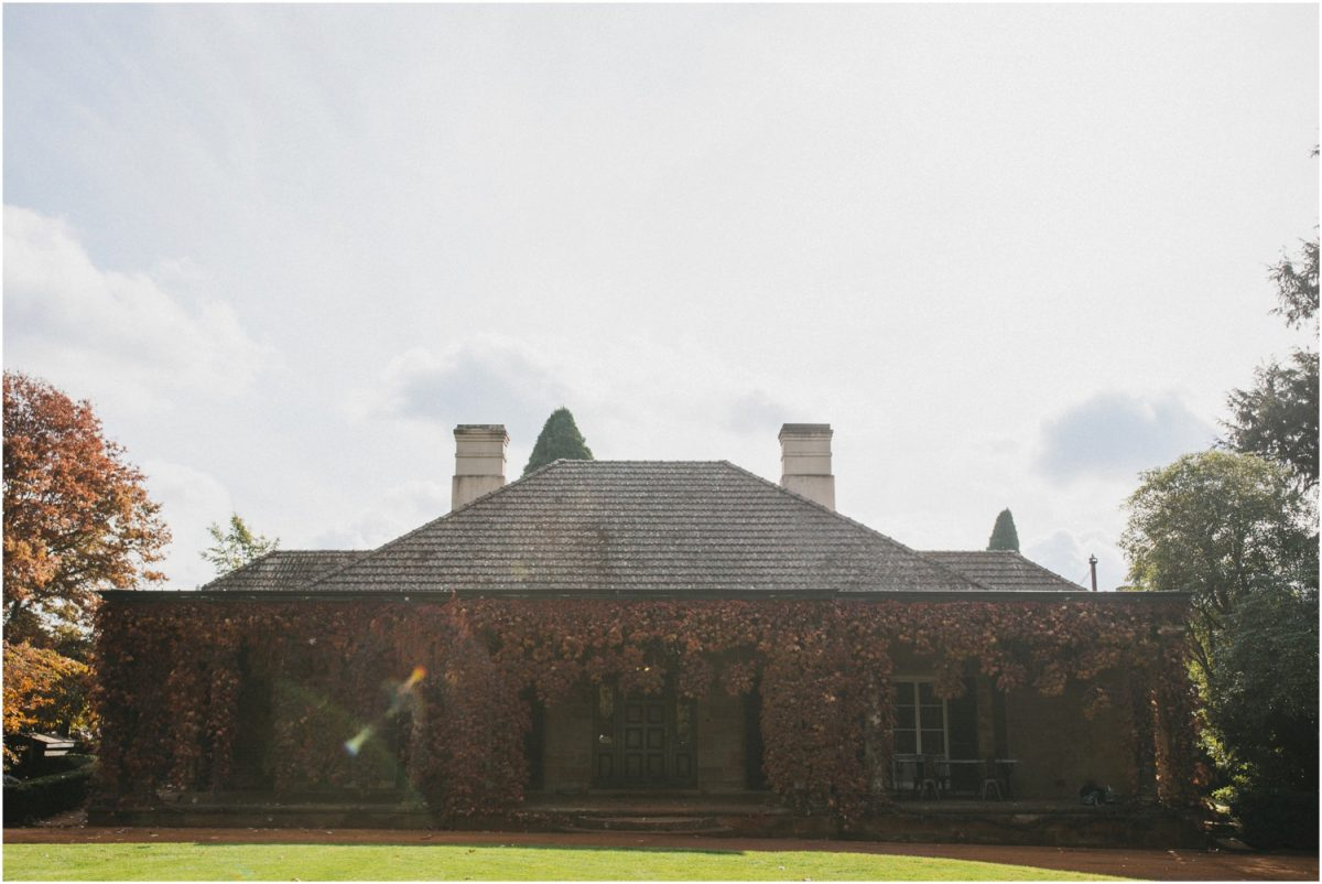 The Bendooley Estate homestead