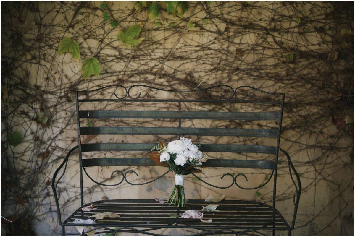 Bouquet at a Bendooley Berrima wedding