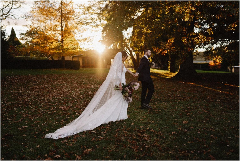 Bendooley Wedding     Bettina + Josh