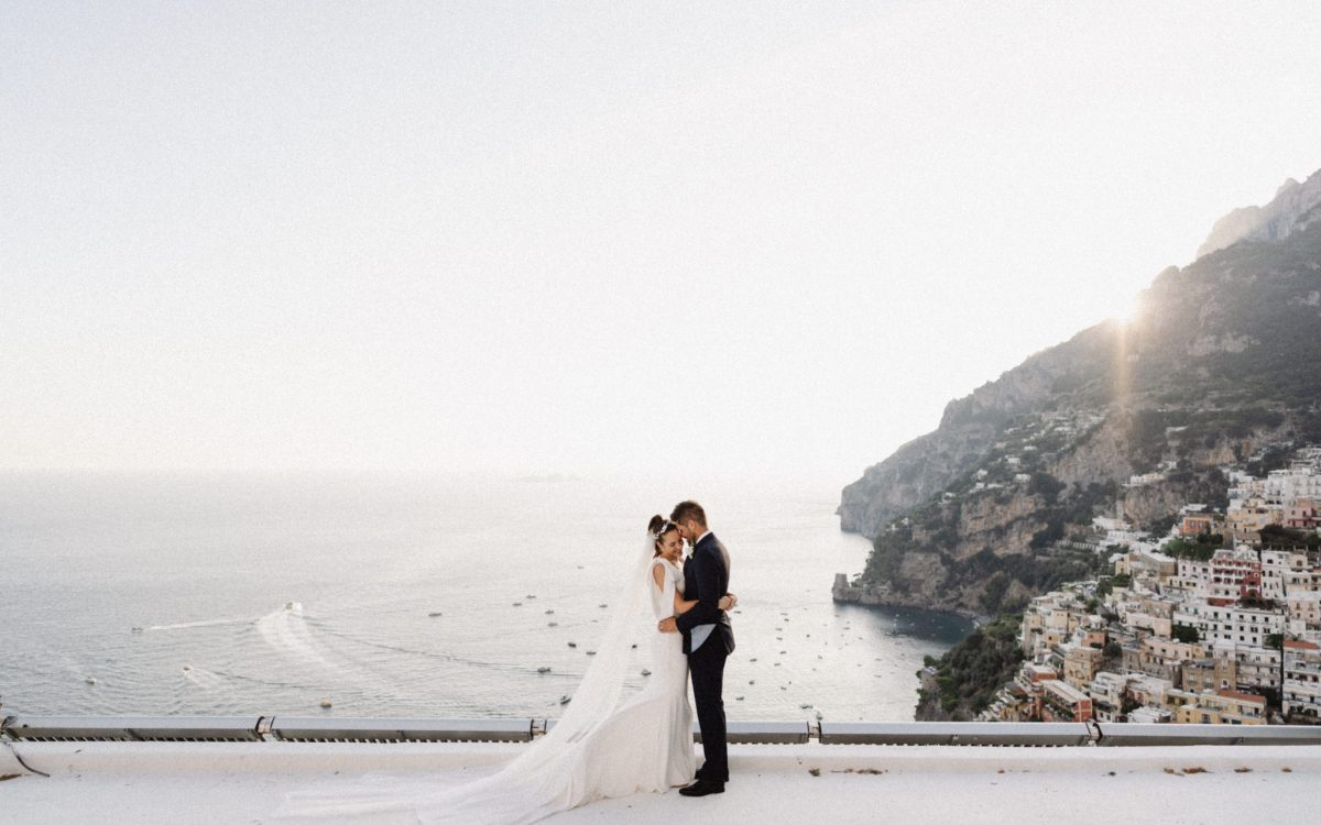 Villa Oliviero Positano wedding photographer