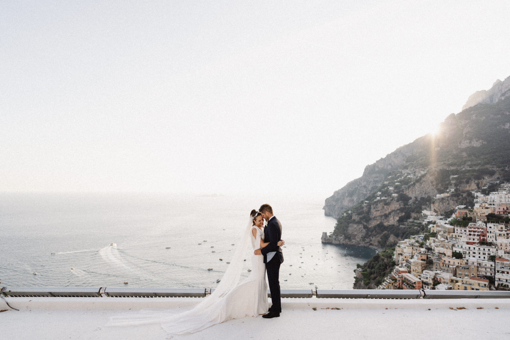 Villa Oliviero Positano wedding photographer