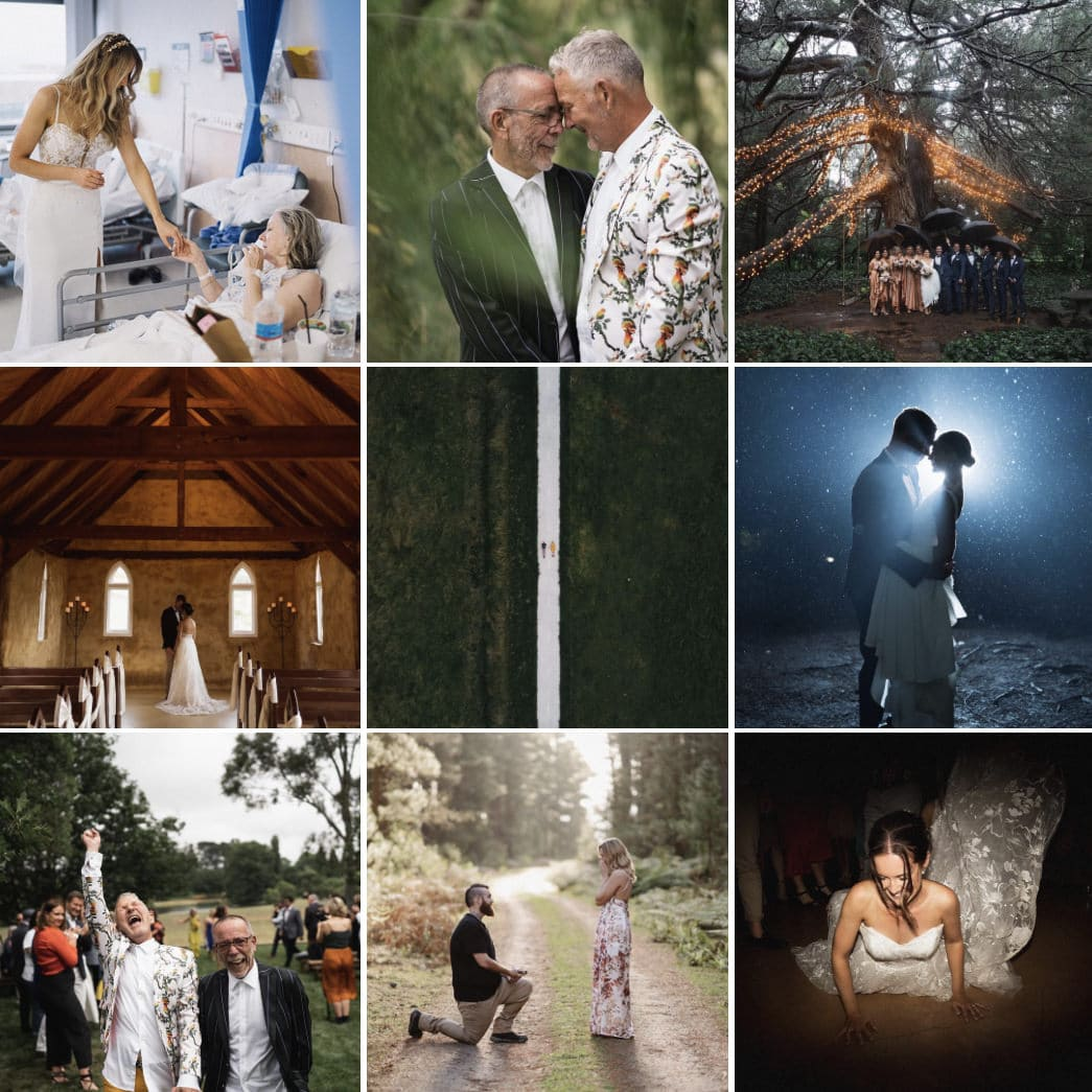 Southern Highlands Wedding Photographers top 9